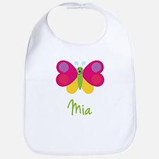Mia The Butterfly Bib