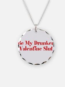 Anti-Valentine Slut Necklace