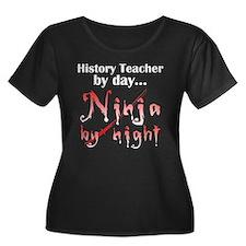 History Teacher Ninja T