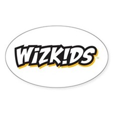WizKids Games Oval Decal