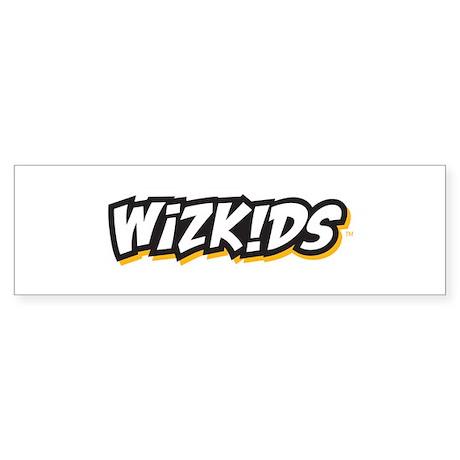WizKids Games Bumper Sticker
