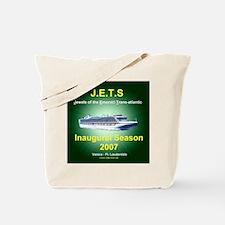 JETS EMERALD TA 2007 Tote Bag