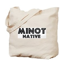 Minot Native Tote Bag