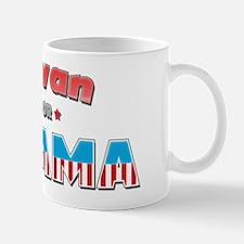 Iowan For Obama Mug