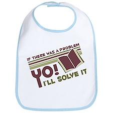 Yo! I'll Solve It Bib