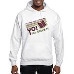Yo! I'll Solve It Hooded Sweatshirt