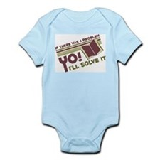 Yo! I'll Solve It Infant Creeper