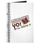 Yo! I'll Solve It Journal