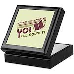 Yo! I'll Solve It Keepsake Box