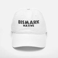 Bismark Native Baseball Baseball Cap