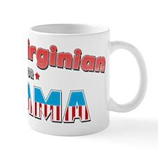 West Virginian For Obama Mug