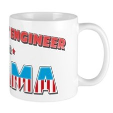 Air Flight Engineer For Obama Mug