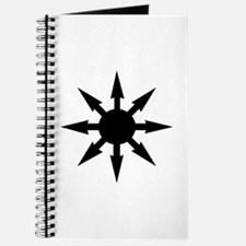 Chaos star Note books Journal