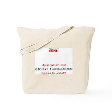 Smart Shirts Religion! Tote Bag