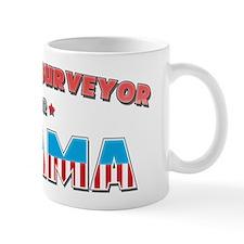 Building Surveyor For Obama Mug