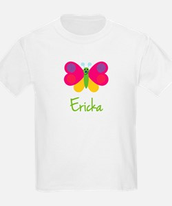 Ericka The Butterfly T-Shirt