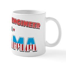 Chemical Engineer For Obama Mug