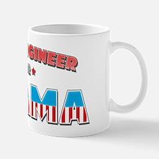 Civil Engineer For Obama Mug