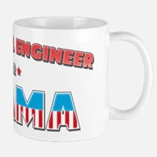 Electrical Engineer For Obama Mug