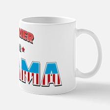 Farrier For Obama Mug