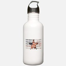 Cute 4th of july Water Bottle