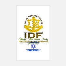 IDF Decal