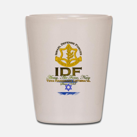 IDF Shot Glass