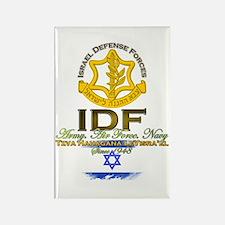 IDF Rectangle Magnet