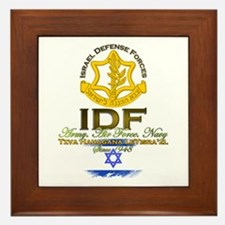 IDF Framed Tile