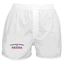 Geographical Engineer For Oba Boxer Shorts
