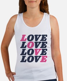 Love Times Five Women's Tank Top
