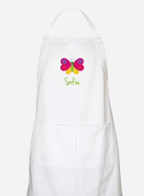 Sofia The Butterfly Apron