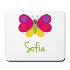 Sofia The Butterfly Mousepad