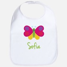 Sofia The Butterfly Bib