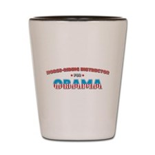 Horse-Riding Instructor For O Shot Glass
