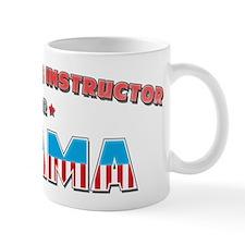 Horse-Riding Instructor For O Mug