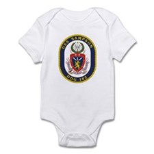 USS Sampson DDG 102 Infant Creeper