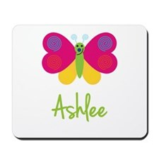 Ashlee The Butterfly Mousepad