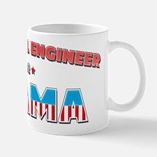Industrial Engineer For Obama Mug