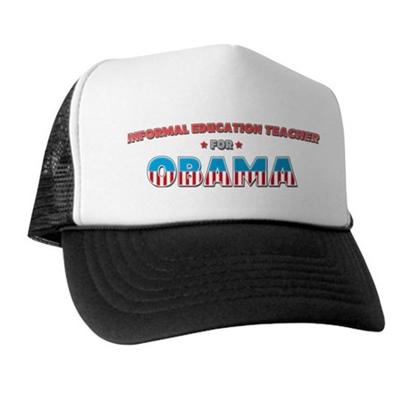 Informal Education Teacher Fo Trucker Hat