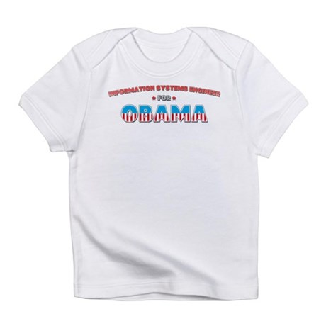 Information Systems Engineer Infant T-Shirt