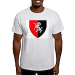 Gleann Abhann Ash Grey T-Shirt