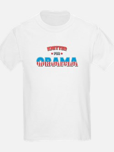 Knitter For Obama T-Shirt