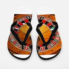 Vegas Casino Flip Flops