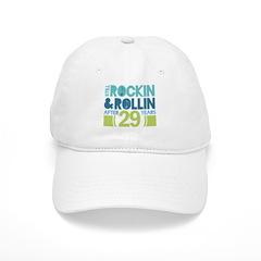 29th Anniversary Rock N Roll Baseball Cap