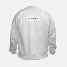 special delivery from Korea Sweatshirt