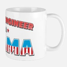 Marine Engineer For Obama Mug