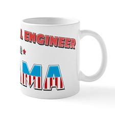 Mechanical Engineer For Obama Mug