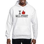 I f*ck Wall Street Hooded Sweatshirt