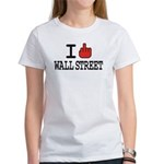 I f*ck Wall Street Women's T-Shirt